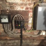 Electrical repairs by Kent Electrical & FIre Ltd