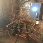 Electrical repairs by Kent Electrical & Fire