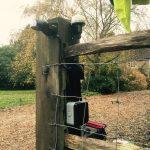 Outdoor lighting installation Kent Electrical & Fire