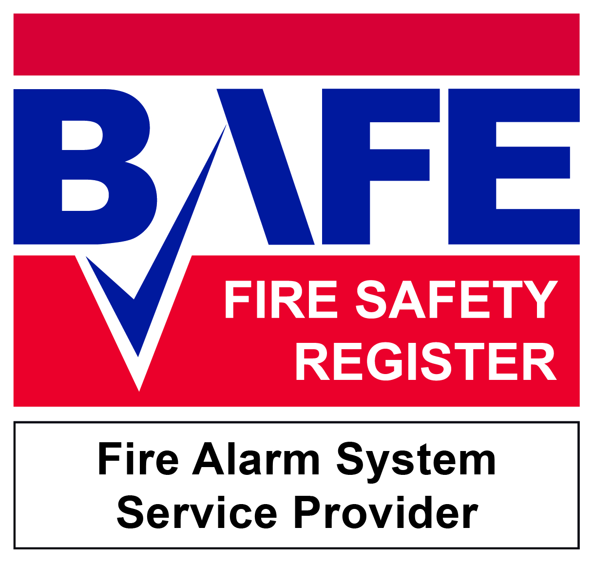 BAFE Accredited Fire Protection Service provider